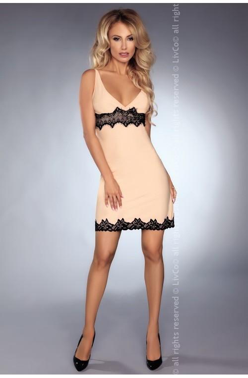 Seksualus apatinių rūbų komplektas modelis 71681 Livia Korsetasti Fashion