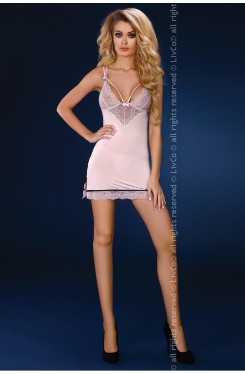 Seksualus apatinių rūbų komplektas modelis 71685 Livia Korsetasti Fashion