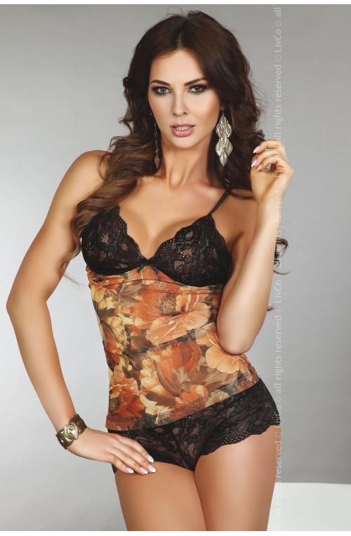 Seksualūs naktinukai modelis 24803 Livia Korsetasti Fashion