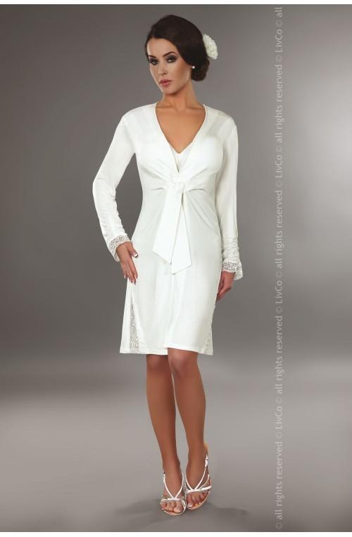 Seksuali suknelė-chalatas modelis 24807 Livia Korsetasti Fashion