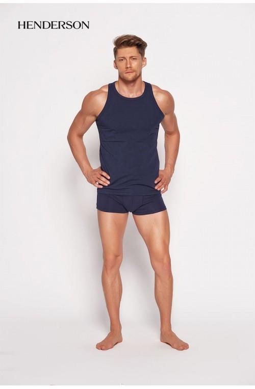 Marškinėliai be rankovių modelis 116221 Henderson