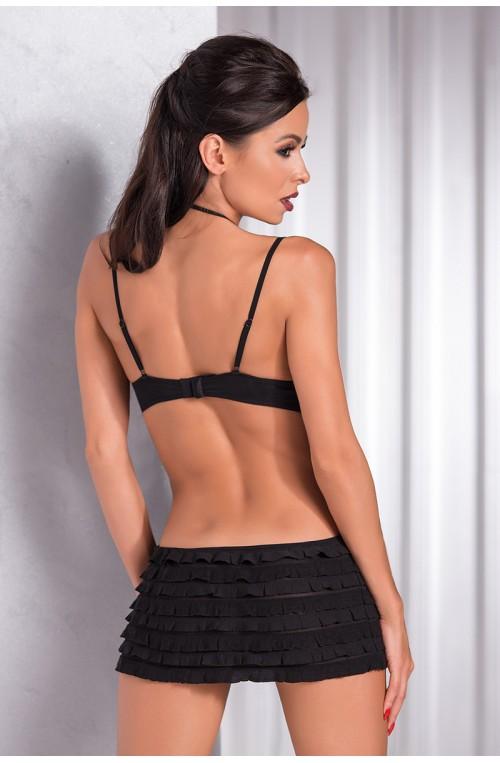 Seksualus apatinių rūbų komplektas modelis 133518 Irall