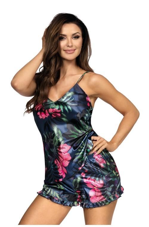 Seksualus apatinių rūbų komplektas modelis 140775 Donna