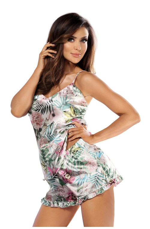 Seksualus apatinių rūbų komplektas modelis 140776 Donna