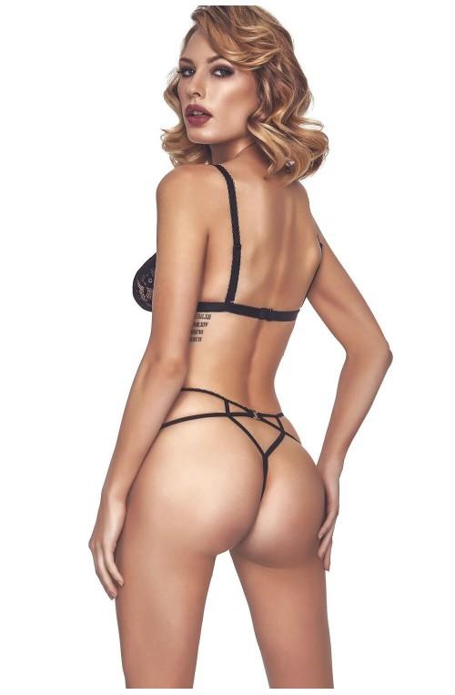 Seksualus apatinių rūbų komplektas modelis 119942 Anais