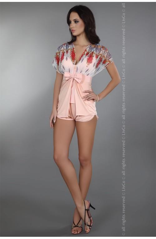 Chalatas modelis 31600 Livia Korsetasti Fashion