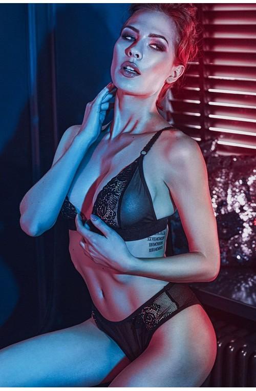 Seksualus apatinių rūbų komplektas modelis 145042 Anais