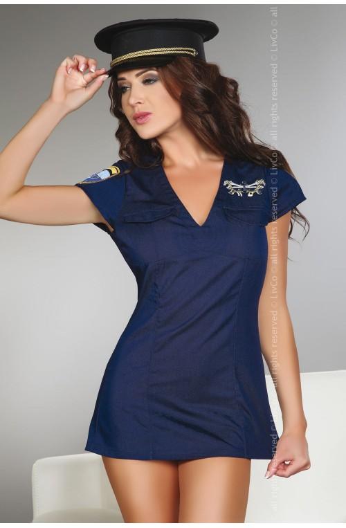 Erotiškas kostiumas modelis 31589 Livia Korsetasti Fashion