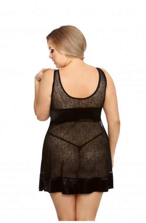 Seksualus apatinių rūbų komplektas modelis 145572 Anais