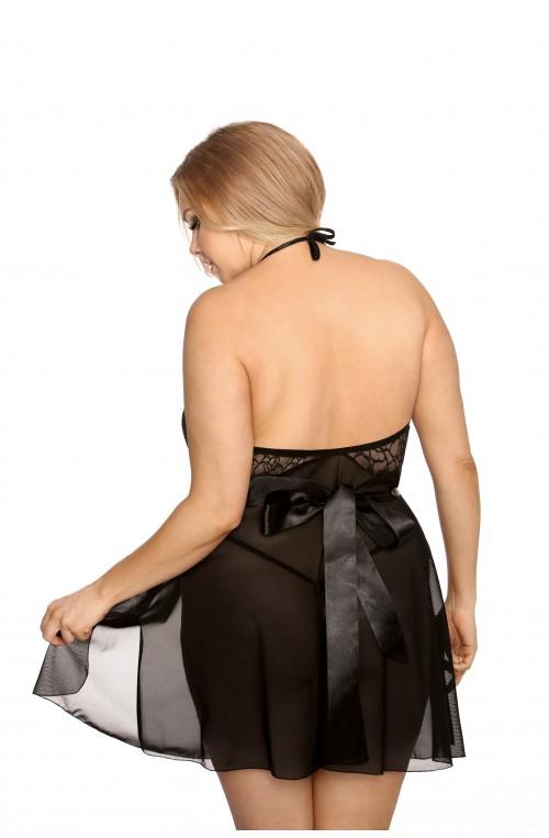 Seksualus apatinių rūbų komplektas modelis 146412 Anais