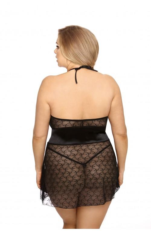 Seksualus apatinių rūbų komplektas modelis 146413 Anais