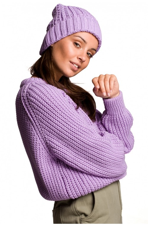 Kepurė modelis 148914 BE Knit