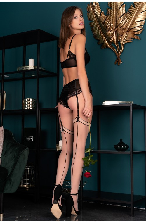 Kojinės modelis 149078 Livia Korsetasti Fashion
