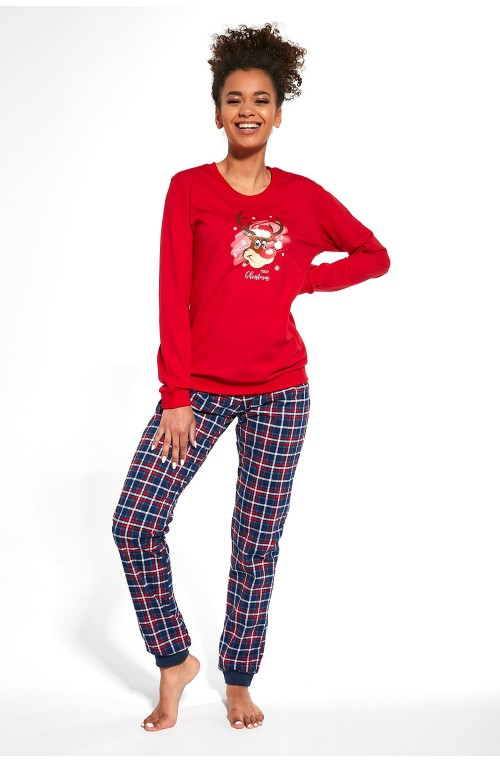 Pižama modelis 149515 Cornette