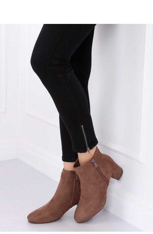 Heel boots modelis 139243 Inello