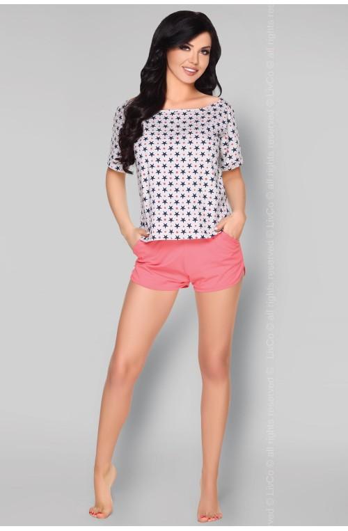 Pižama modelis 125184 Livia Korsetasti Fashion