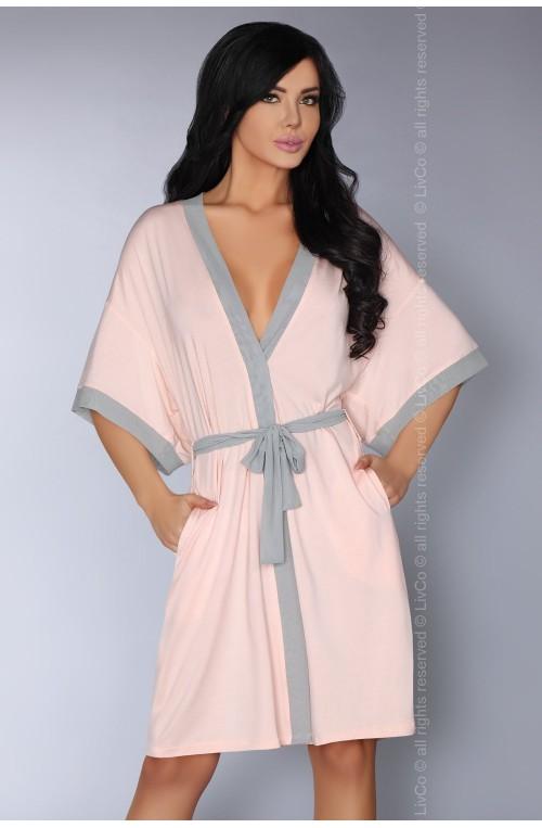 Chalatas modelis 121502 Livia Korsetasti Fashion