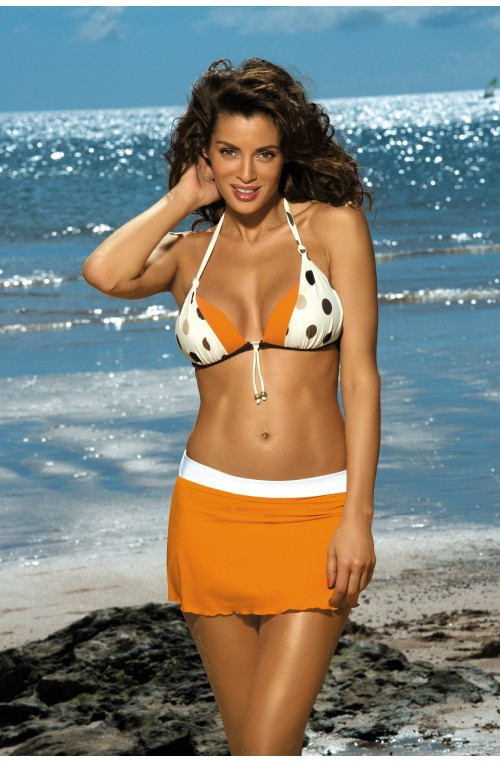 Paplūdymio suknelė modelis 43597 Marko