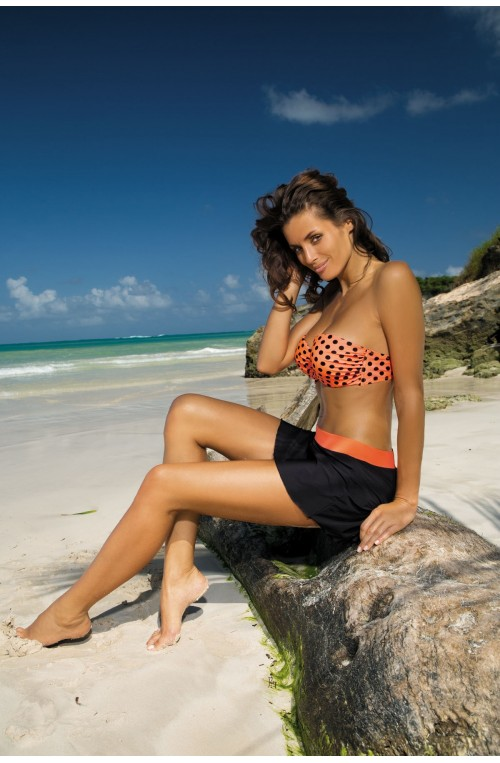 Paplūdymio suknelė modelis 39798 Marko