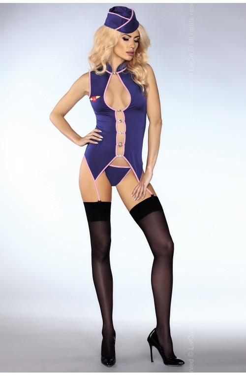Erotiškas kostiumas modelis 125191 Livia Korsetasti Fashion