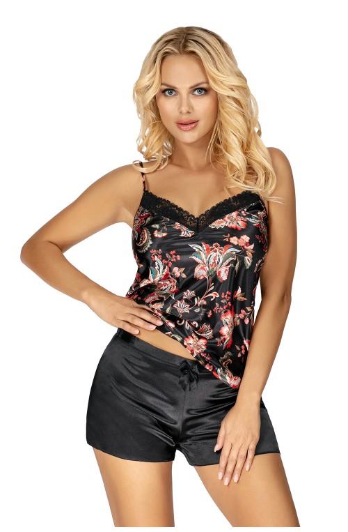 Seksualus apatinių rūbų komplektas modelis 153224 Donna