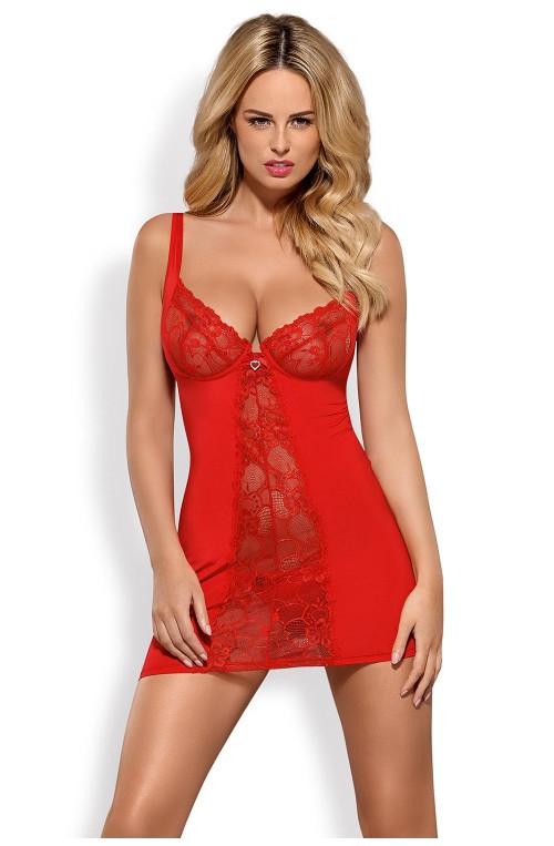Seksualus apatinių rūbų komplektas modelis 76912 Obsessive