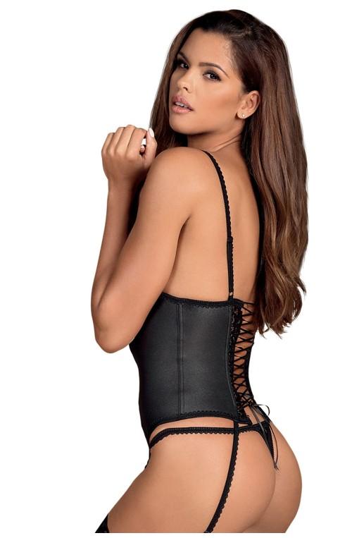 Seksualus apatinių rūbų komplektas modelis 140458 Obsessive
