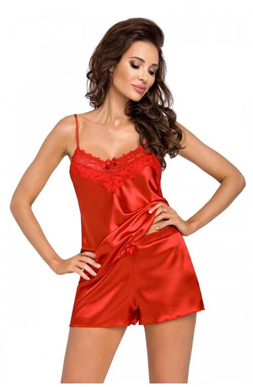 Seksualus apatinių rūbų komplektas modelis 138181 Donna