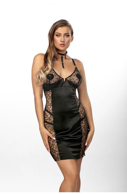 Seksualus apatinių rūbų komplektas modelis 153977 Anais