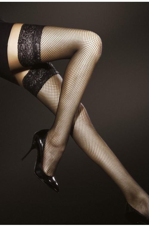 Puskojinės kojinės modelis 109534 Fiore