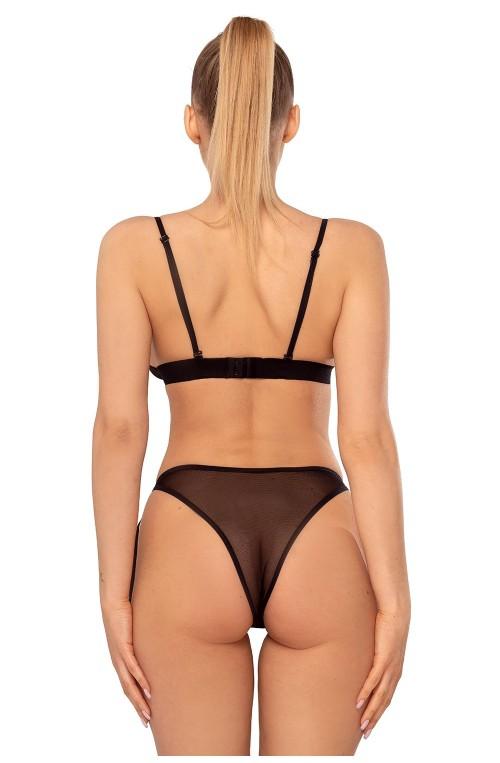 Seksualus apatinių rūbų komplektas modelis 155863 Anais