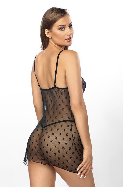 Seksualus apatinių rūbų komplektas modelis 155872 Anais