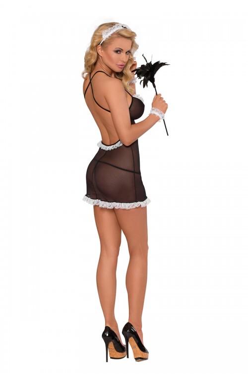 Erotiškas kostiumas modelis 124446 Minkšta liemenėlėLine Collection