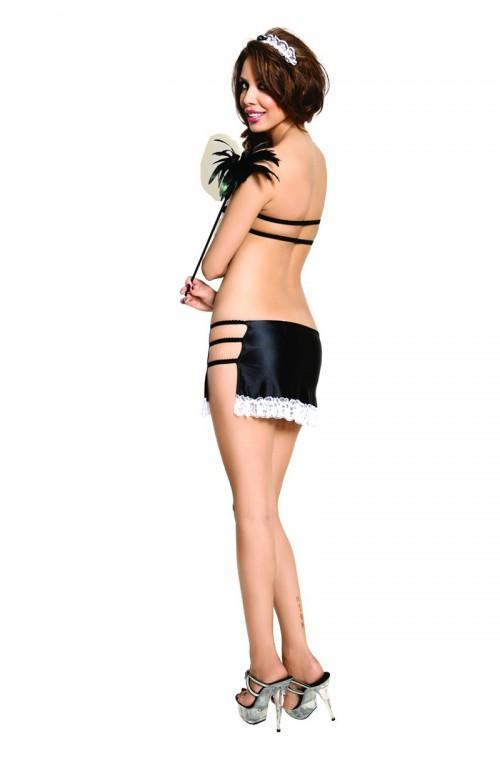 Erotiškas kostiumas modelis 124725 Minkšta liemenėlėLine Collection