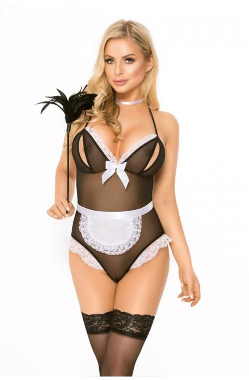 Erotiškas kostiumas modelis 124732 Minkšta liemenėlėLine Collection
