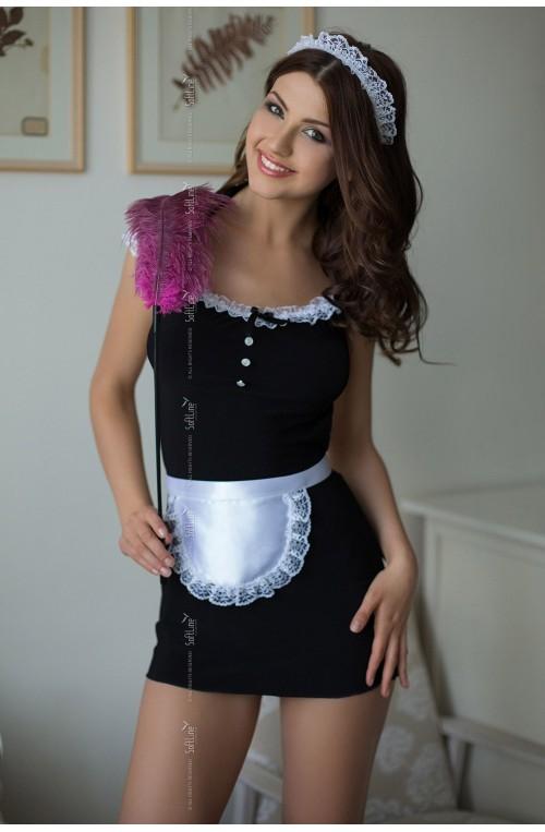 Erotiškas kostiumas modelis 125678 Minkšta liemenėlėLine Collection