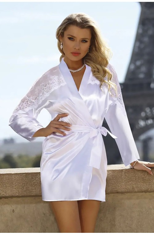 Seksuali suknelė-chalatas modelis 143090 DKaren
