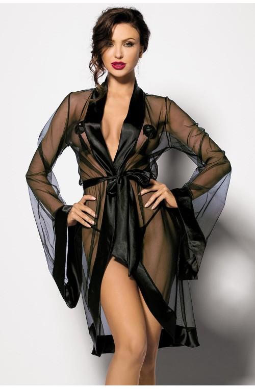 Seksualus apatinių rūbų komplektas modelis 48967 Angels Never Sin