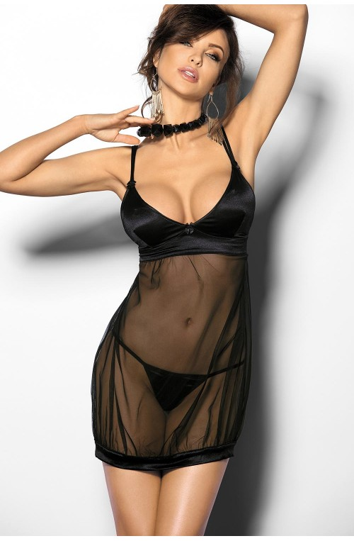 Seksualus apatinių rūbų komplektas modelis 48968 Angels Never Sin