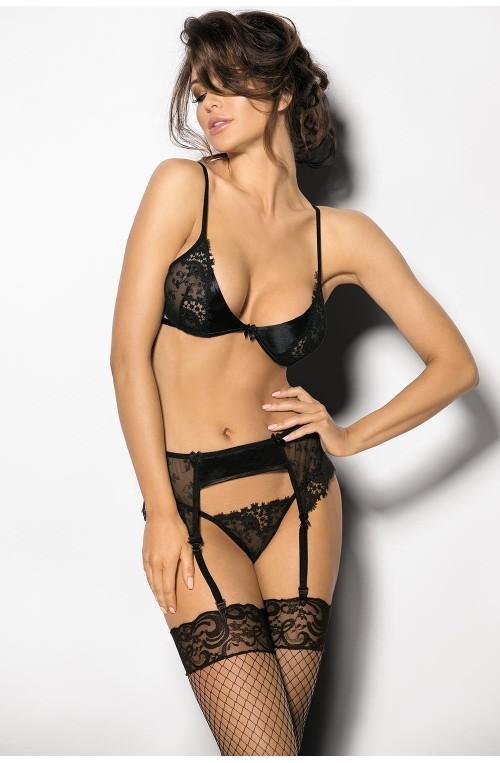 Seksualus apatinių rūbų komplektas modelis 64870 Angels Never Sin